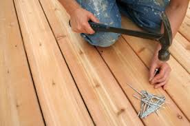 Services - deck repair